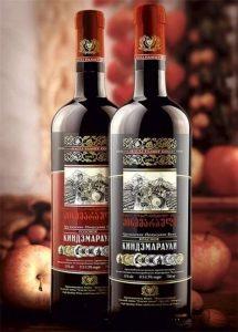 Российский рынок лидирует по импорту грузинского вина