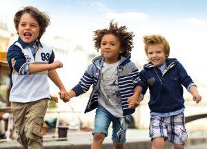 Правила производства детской одежды