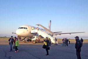 Правительство планирует компенсировать потери авиакомпаний от запрета полетов в Грузию