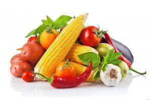 Сертификаты на овощи